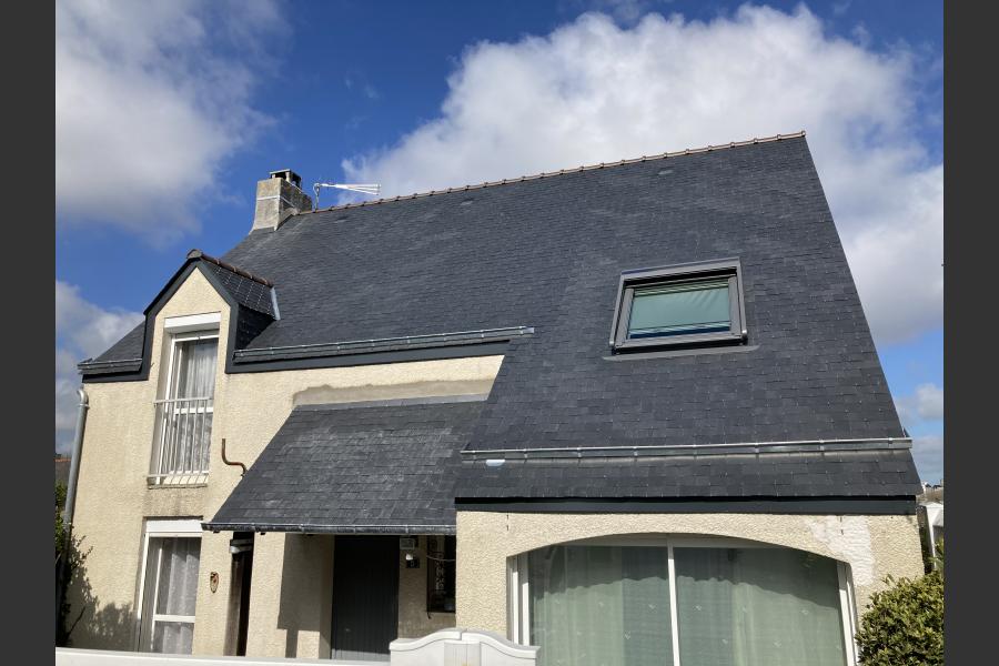 Couverture toiture milizac